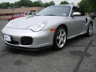 2002 Porsche 911 Turbo Coupe photo