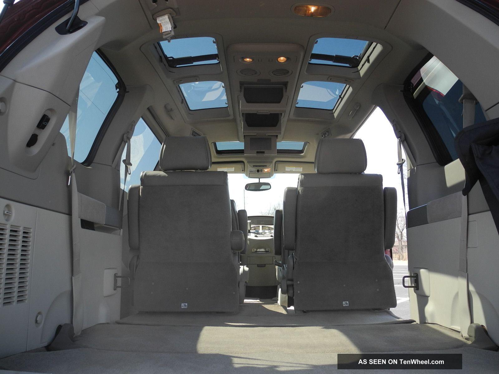 Nissan Quest Se Mini Passenger Van Door L Lgw