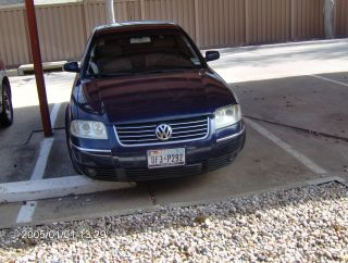 2004 Volkswagen Passat Gls Sedan 4 - Door 1.  8l photo