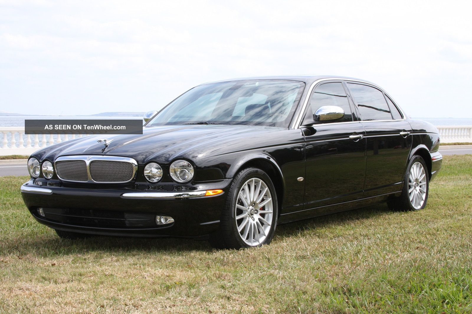 2007 Jaguar Xj8 L Sedan 4 Door 4 2l