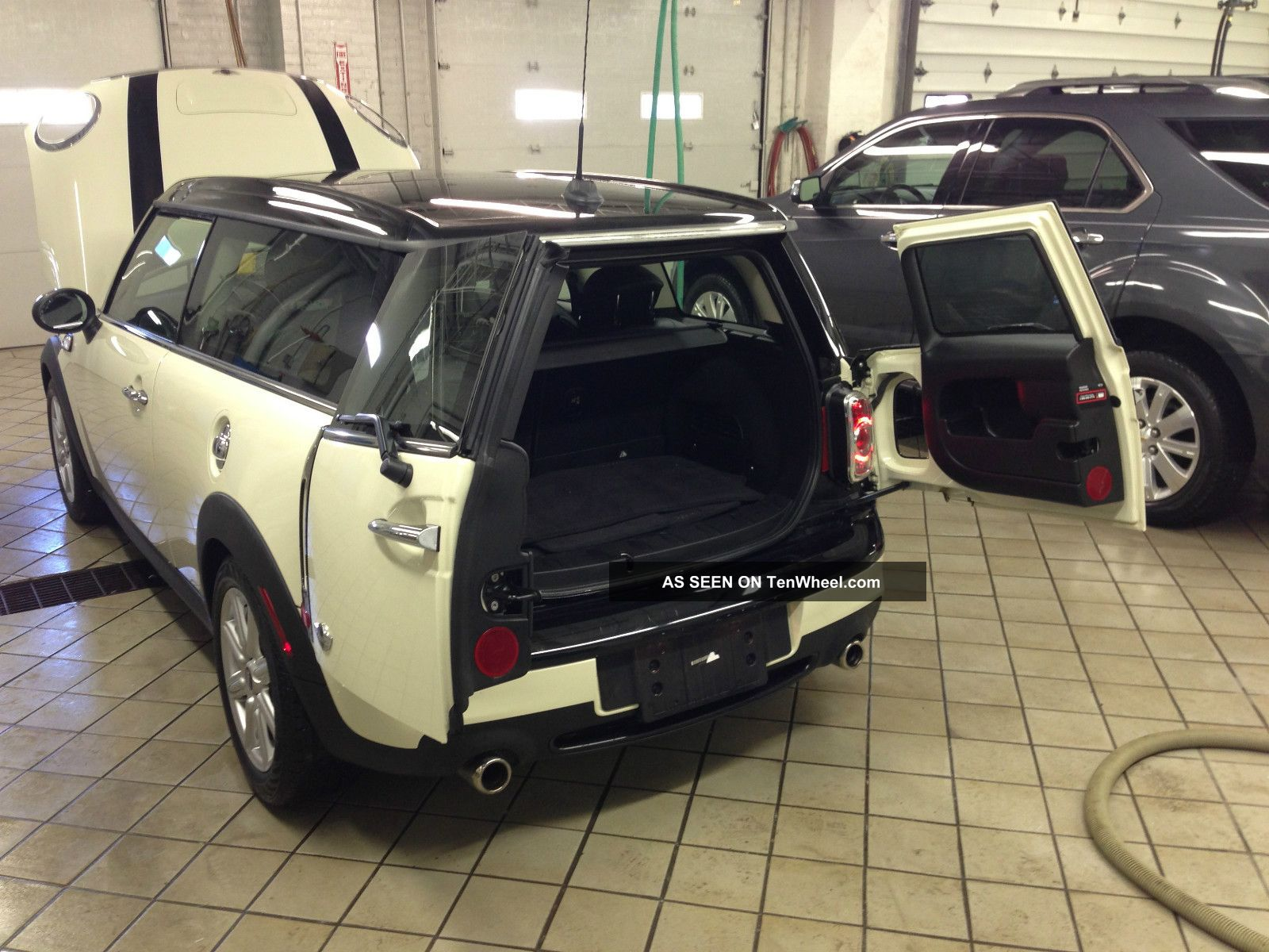 2011 Mini Cooper S Clubman 3 Door