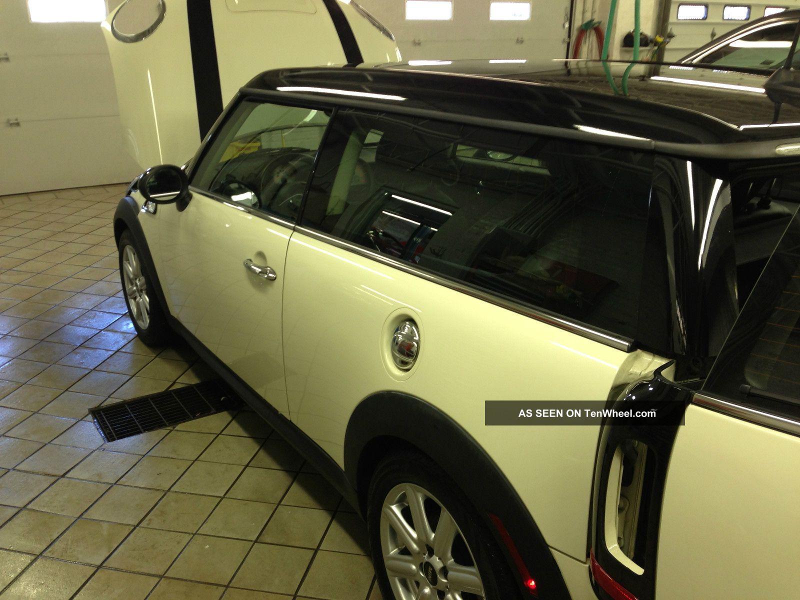 Mini Cooper Clubman >> 2011 Mini Cooper S Clubman 3 Door