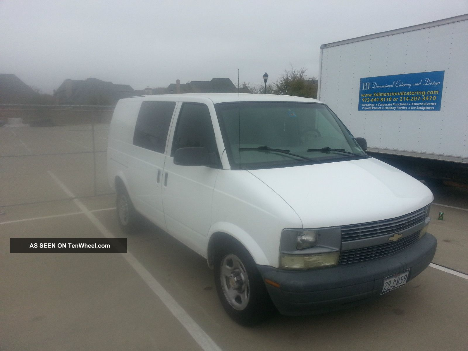 2003 chevrolet astro base extended cargo van 3 door 4 3l. Black Bedroom Furniture Sets. Home Design Ideas