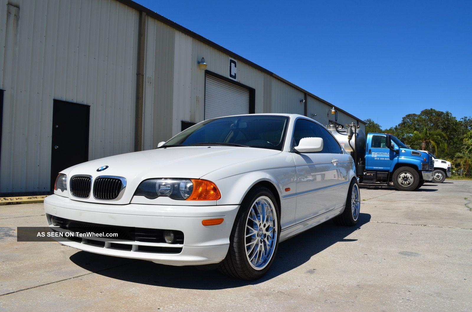 2002 Bmw 325ci Coupe 3-Series photo
