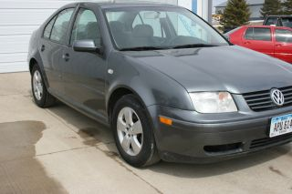 2003 Volkswagen Jetta Gls Sedan 4 - Door 2.  0l photo