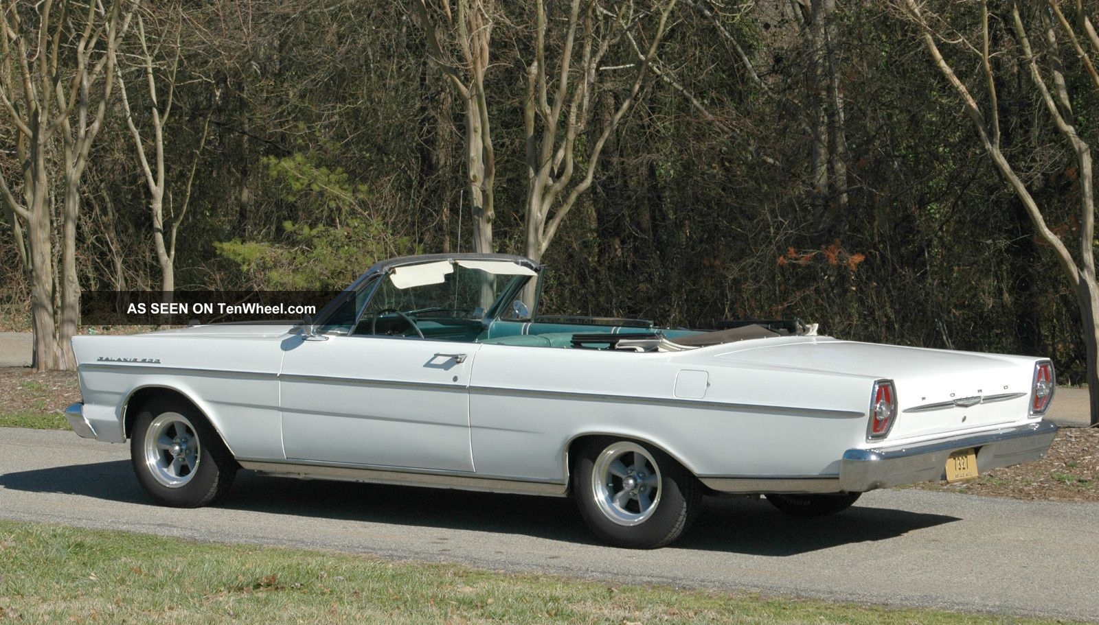 1965 Ford Galaxie Convertible