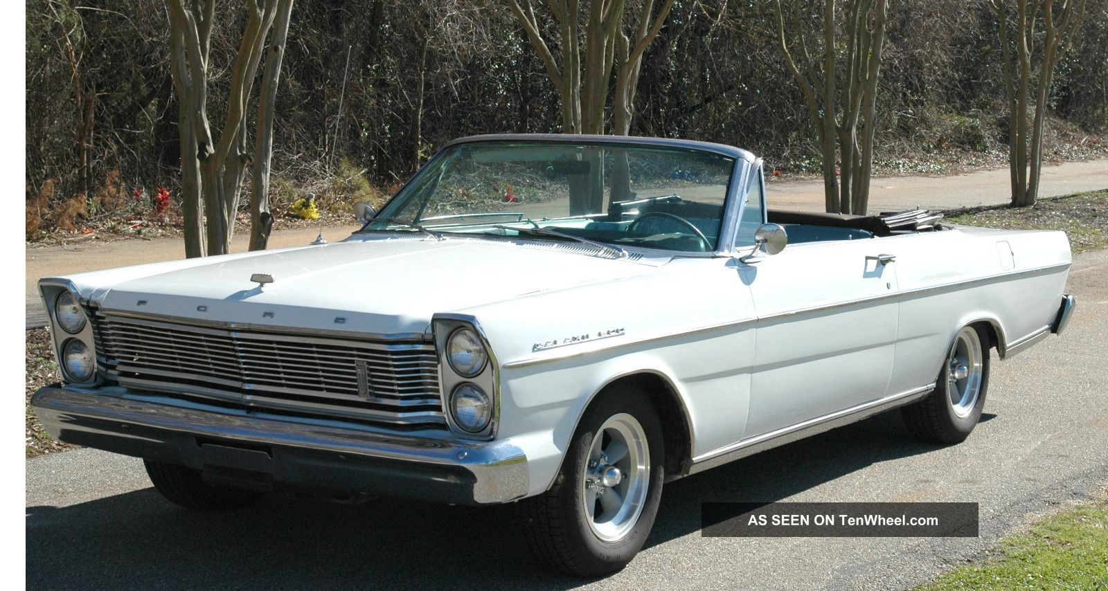 1965 Ford Galaxie Convertible