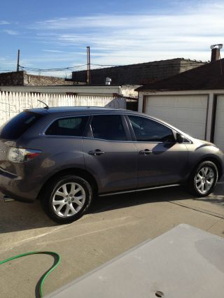 2007 Mazda Cx - 7 Sport Sport Utility 4 - Door 2.  3l photo