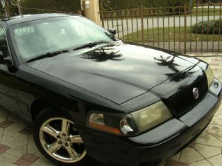 2003 Mercury Marauder 4 Door Sedan 4.  6 Dohc 302 Hp photo