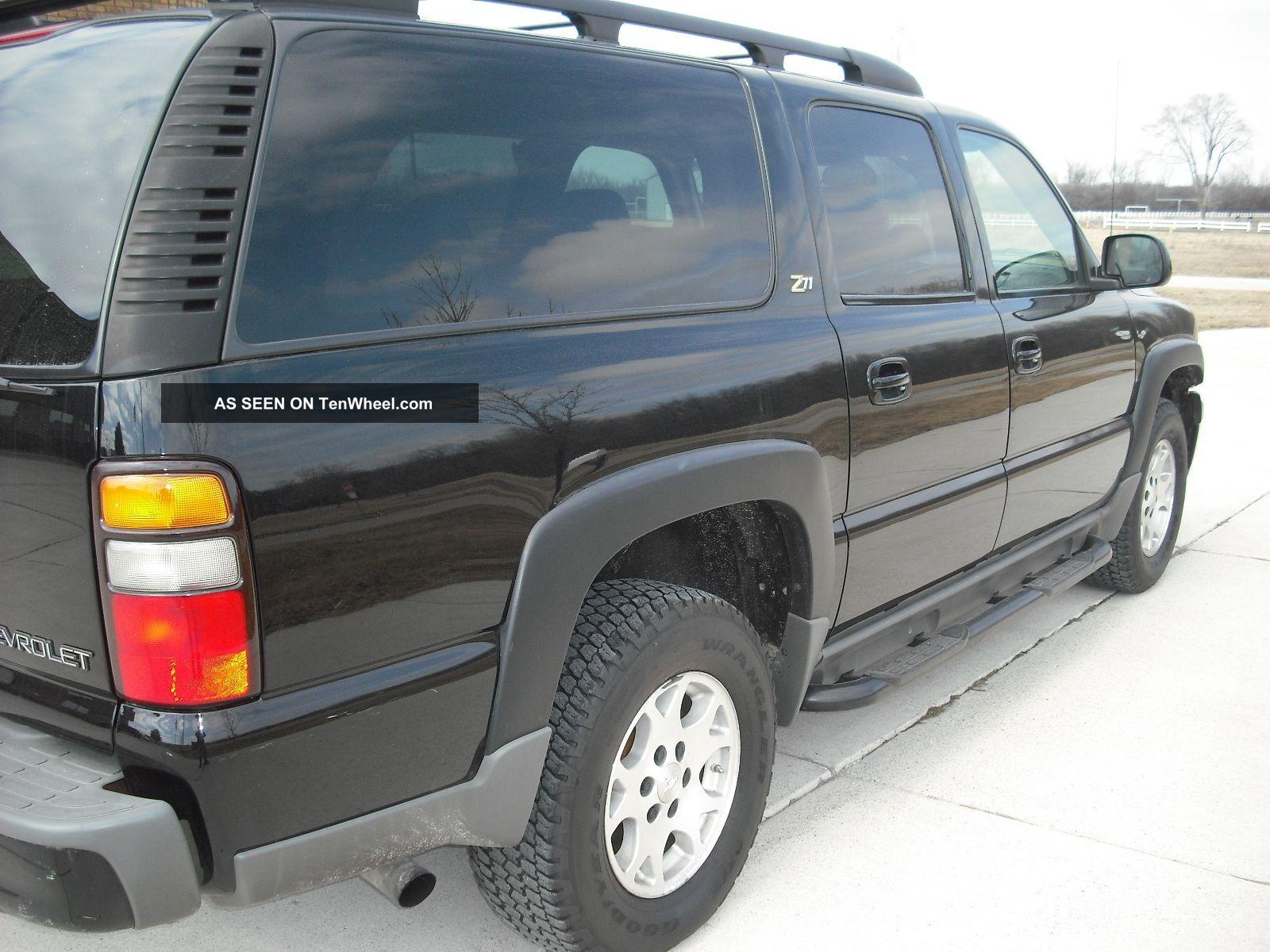 Chevrolet Suburban Z Wd Lgw