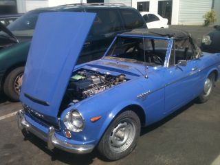 1969 Datsun Roadster 2000 photo