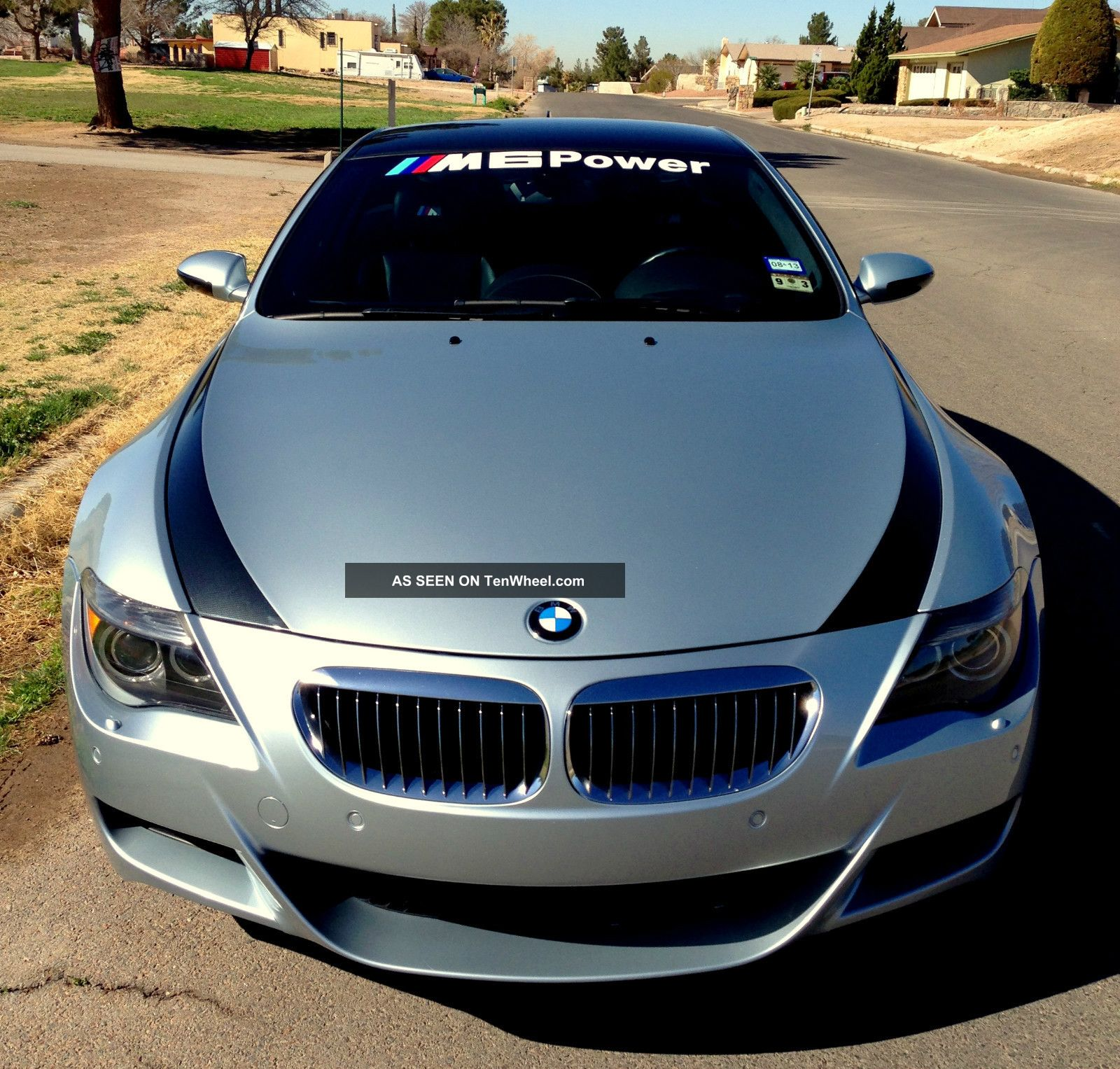 2006 Bmw M6 Coupe 2 Door 5 0l Customized