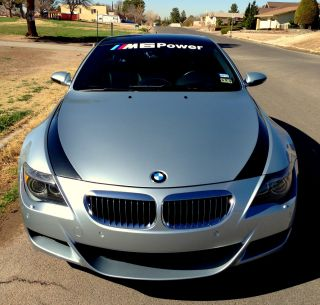 2006 Bmw M6 (coupe 2 - Door) 5.  0l Customized photo