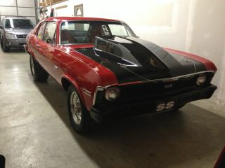 1973 Chevy Nova Ss photo