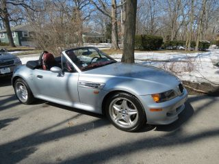 1998 Bmw Z3 M Roadster Convertible 2 - Door 3.  2l photo