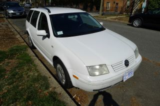 2002 Volkswagen Jetta Gl Wagon 4 - Door 2.  0l Nr photo