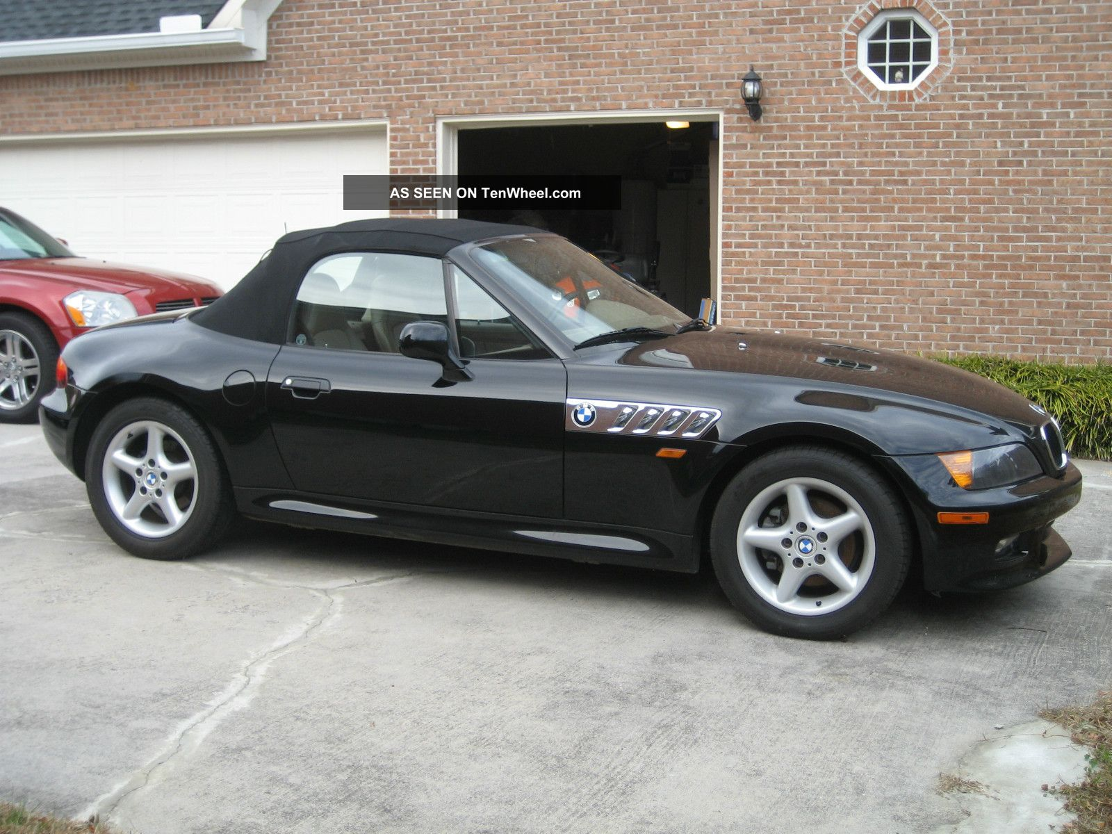 1998 Bmw Z3 2 8l 5 Speed Roadster