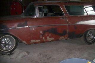 1957 Chevrolet Nomad Belair photo