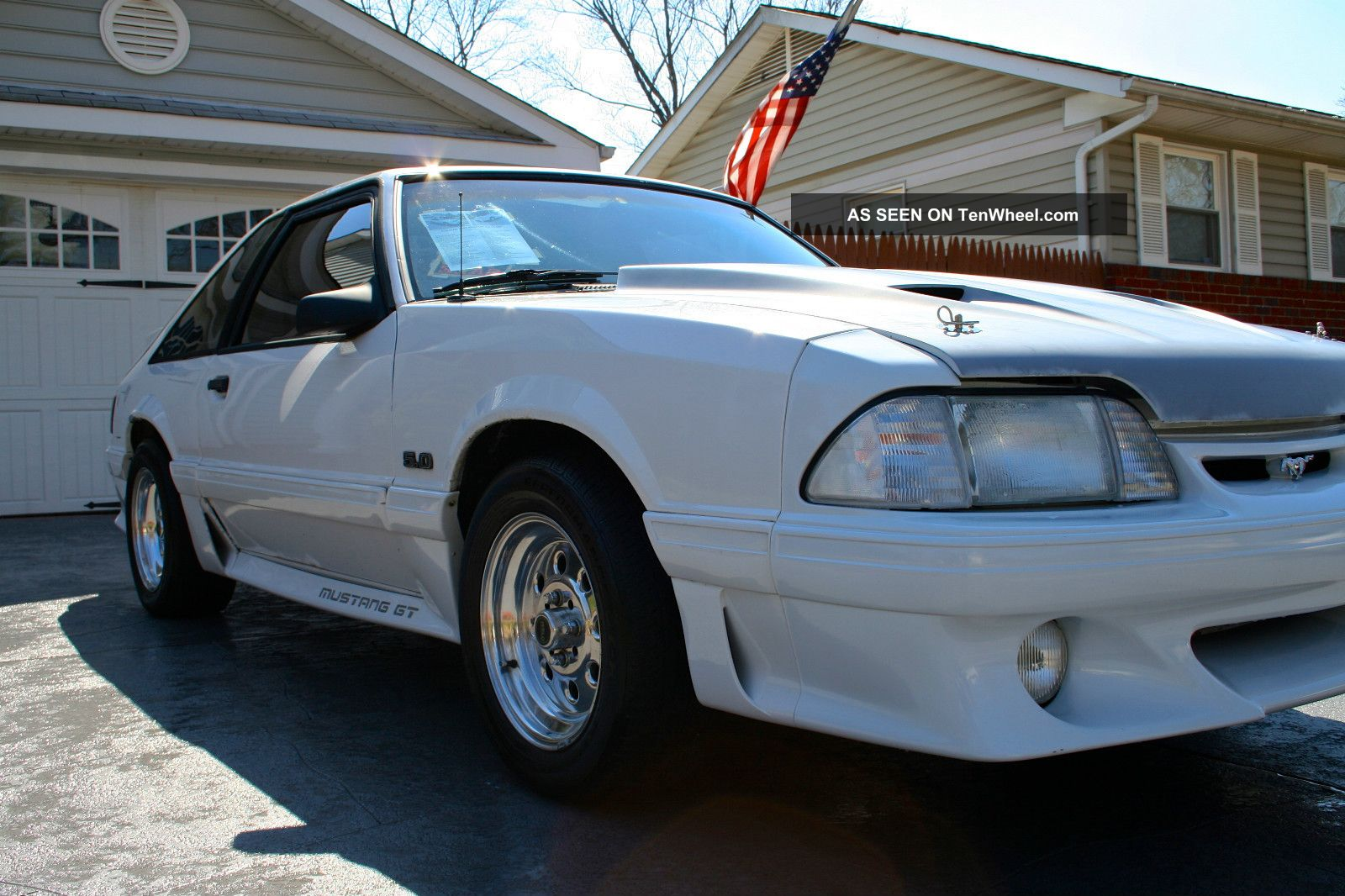 Ford Mustang 5.0 1989
