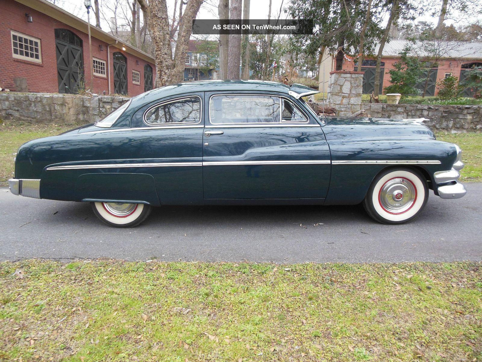 1951 mercury coupe for 1951 mercury 2 door coupe