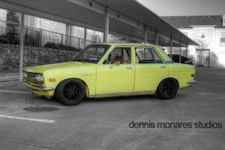 1972 Datsun 510 With Sr20det Swap Project photo