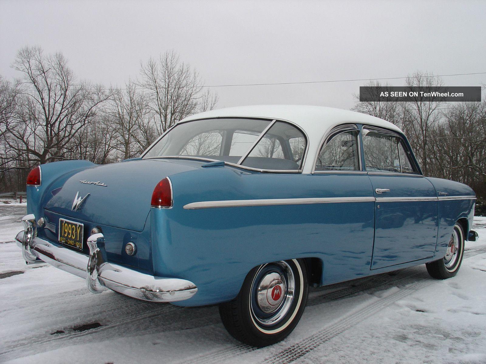 Fotos carros antigos aero willys 44