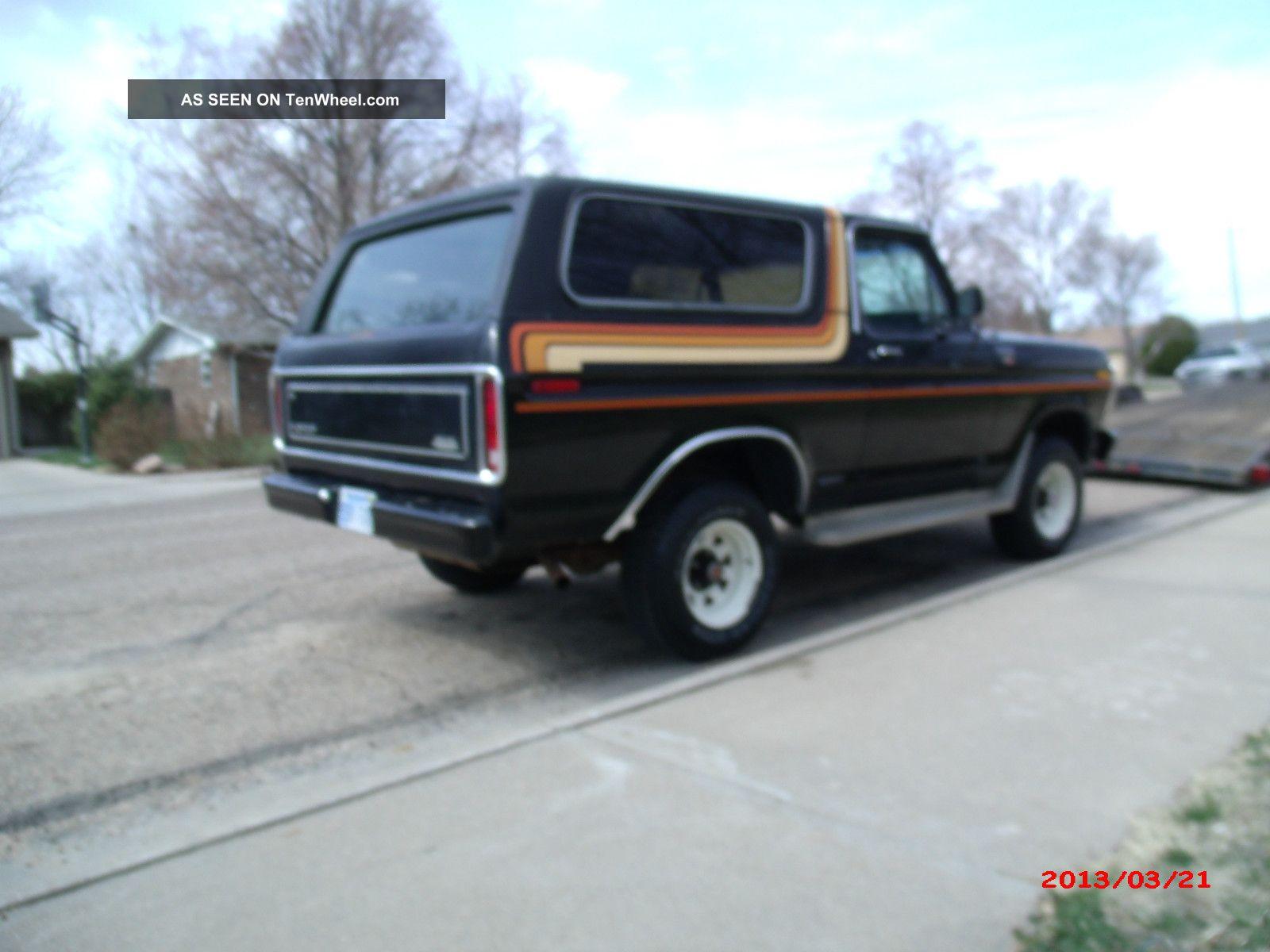 Ford Bronco Freewheeling >> Ford Bronco Ranger Xlt 1978 | Car Interior Design