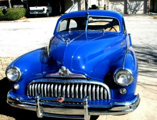 Absolutely,  Very Desirable,  1948 Buick 56s Sedanette, photo