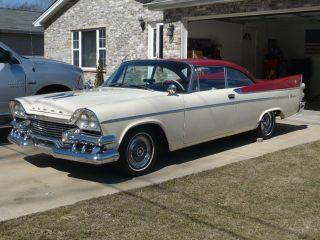 1958 Dodge Coronet 2 Door Hardtop photo