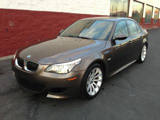 2009 Bmw M5 Loaded Sedan 4 - Door 5.  0l Must Go photo