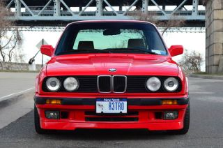 1990 Bmw E30 325is 325i Coupe 5 Speed Manual photo