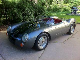 Beck 550 : Replica Of A 1955 Porsche Spyder photo