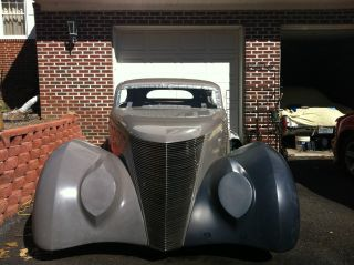 1937 Ford 2 Door Sedan Project photo