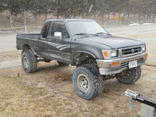 1992 Toyota 4x4 Sr5 Pickup photo