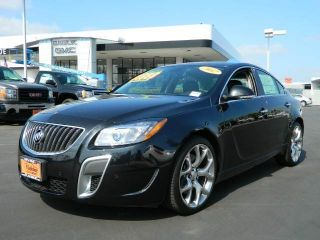 2012 Buick Regal Gs,  A Confident Next Step Toward A Better,  Faster Buick photo
