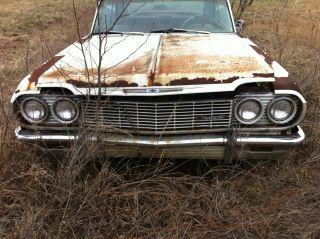 1964 Impala True Sport Numbers Matching photo