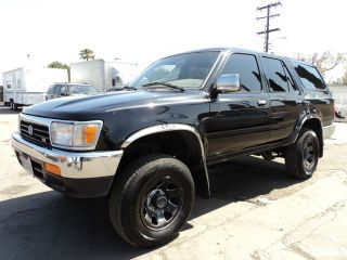 1993 Toyota 4 Runner, photo
