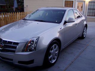 2008 Cadillac Cts photo