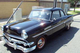 1954 Ford 2 Dr.  Coupe photo