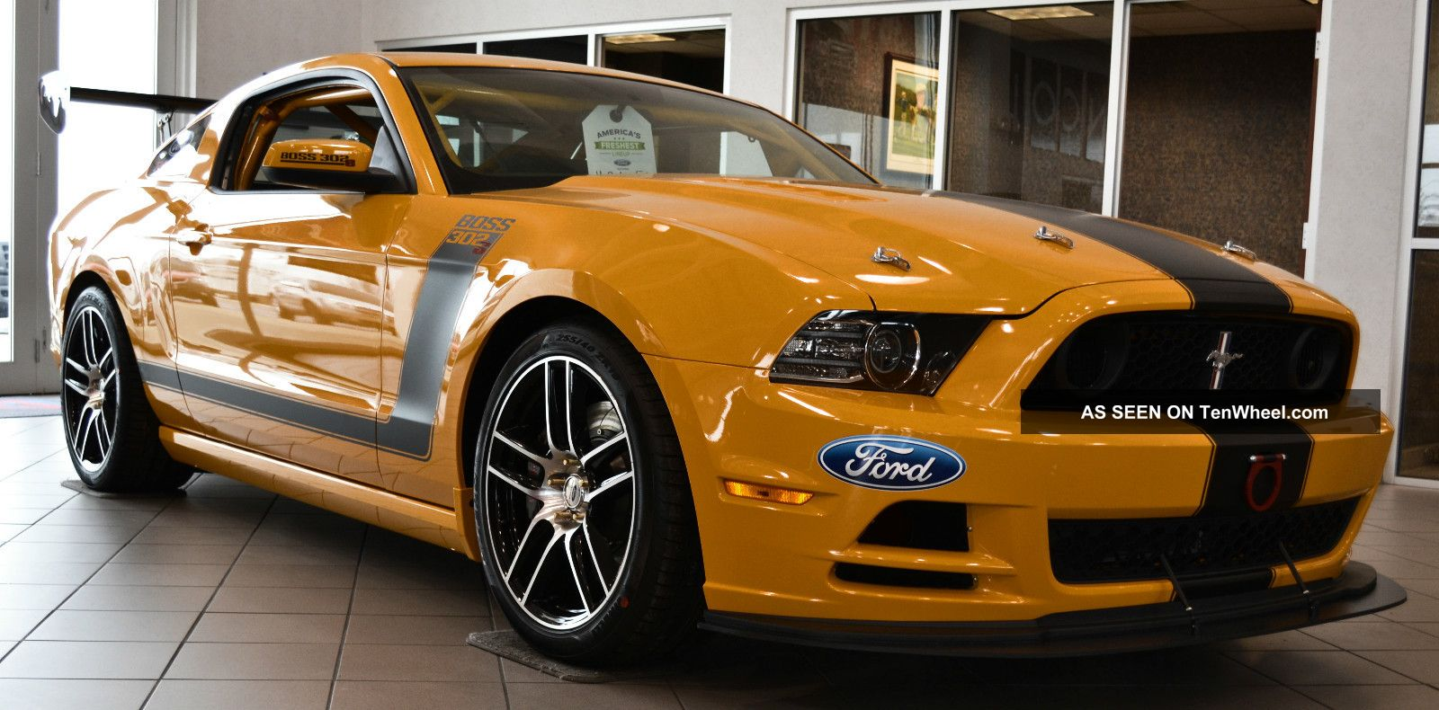 2013 ford racing boss 302s mustang w dynamic susp limited 24 of 50 freerunsca Choice Image