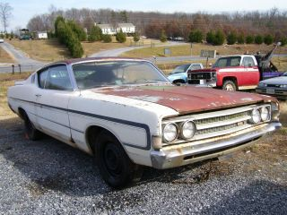 1969 Ford Torino Gt Fastback photo