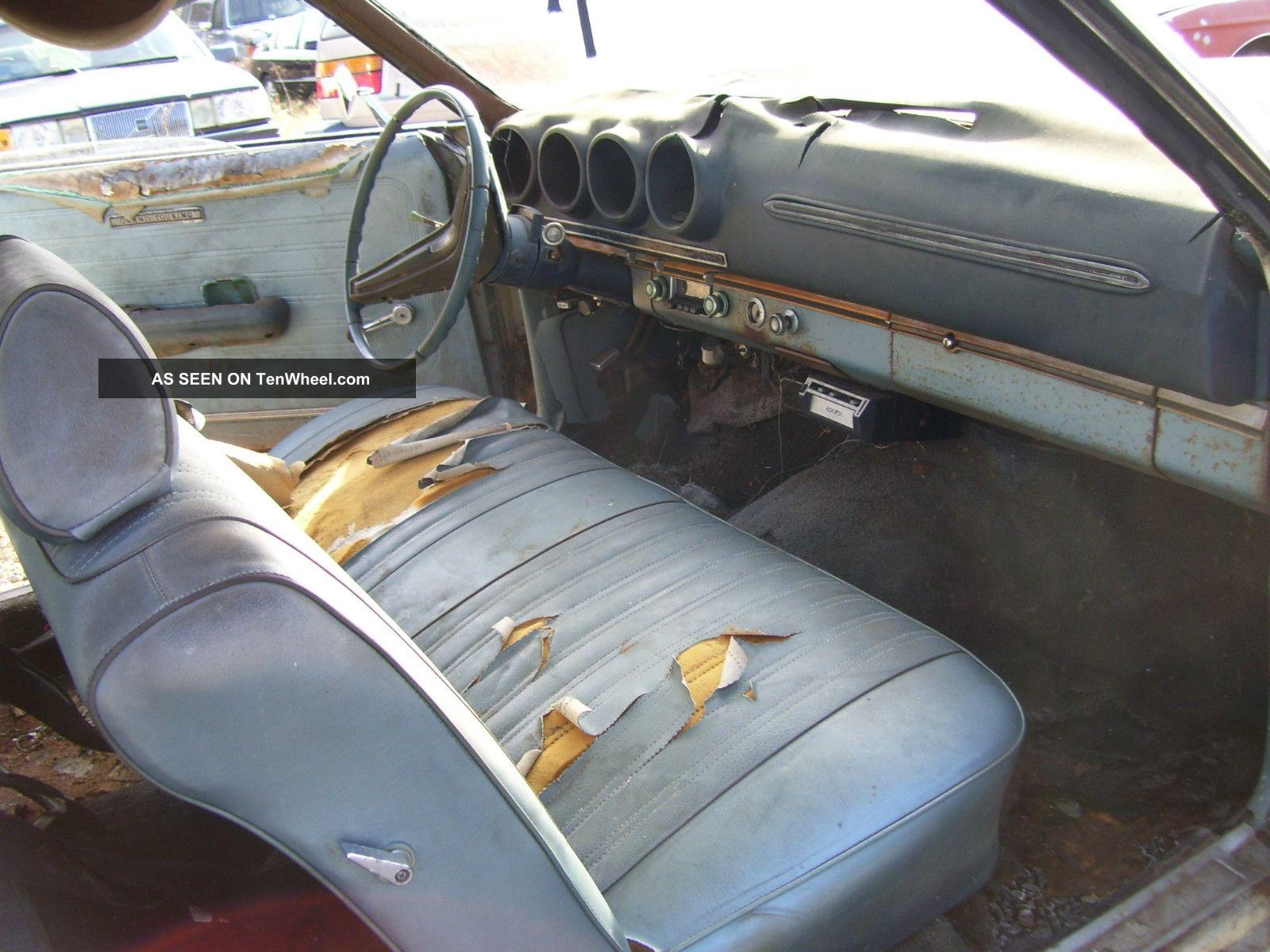1969 Ford Torino Gt Fastback