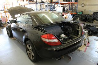 2006 Mercedes - Benz Slk280 Base Convertible 2 - Door 3.  0l photo