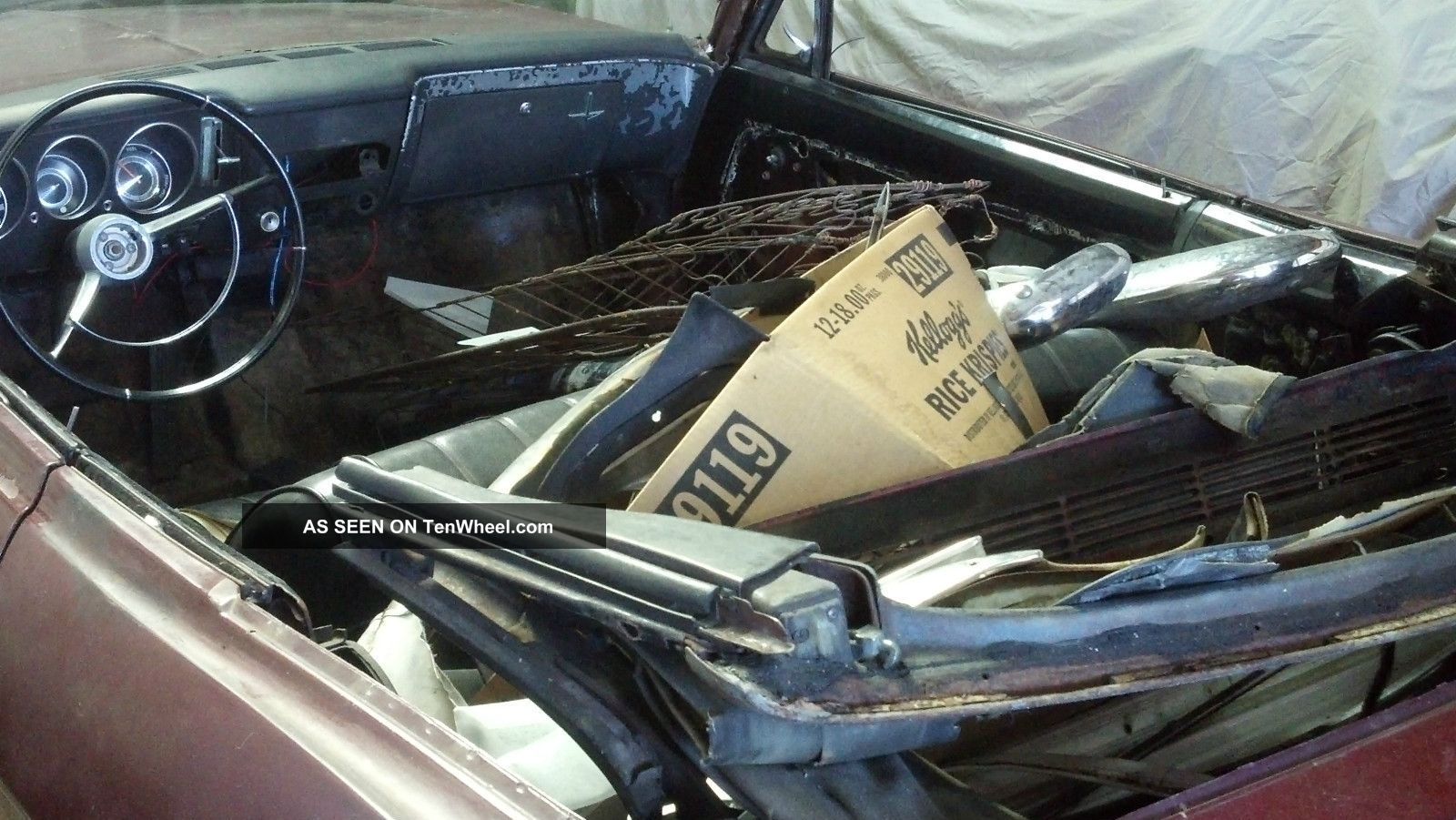 Mid Engine Corvair Convertible Mid Free Engine Image For