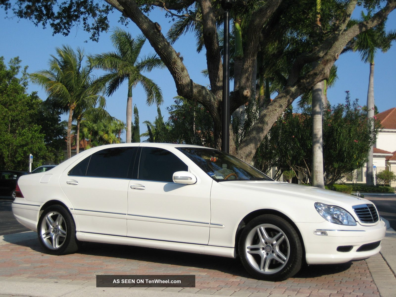 2002 mercedes benz s430 sedan amg sport package navi for 2002 mercedes benz s430