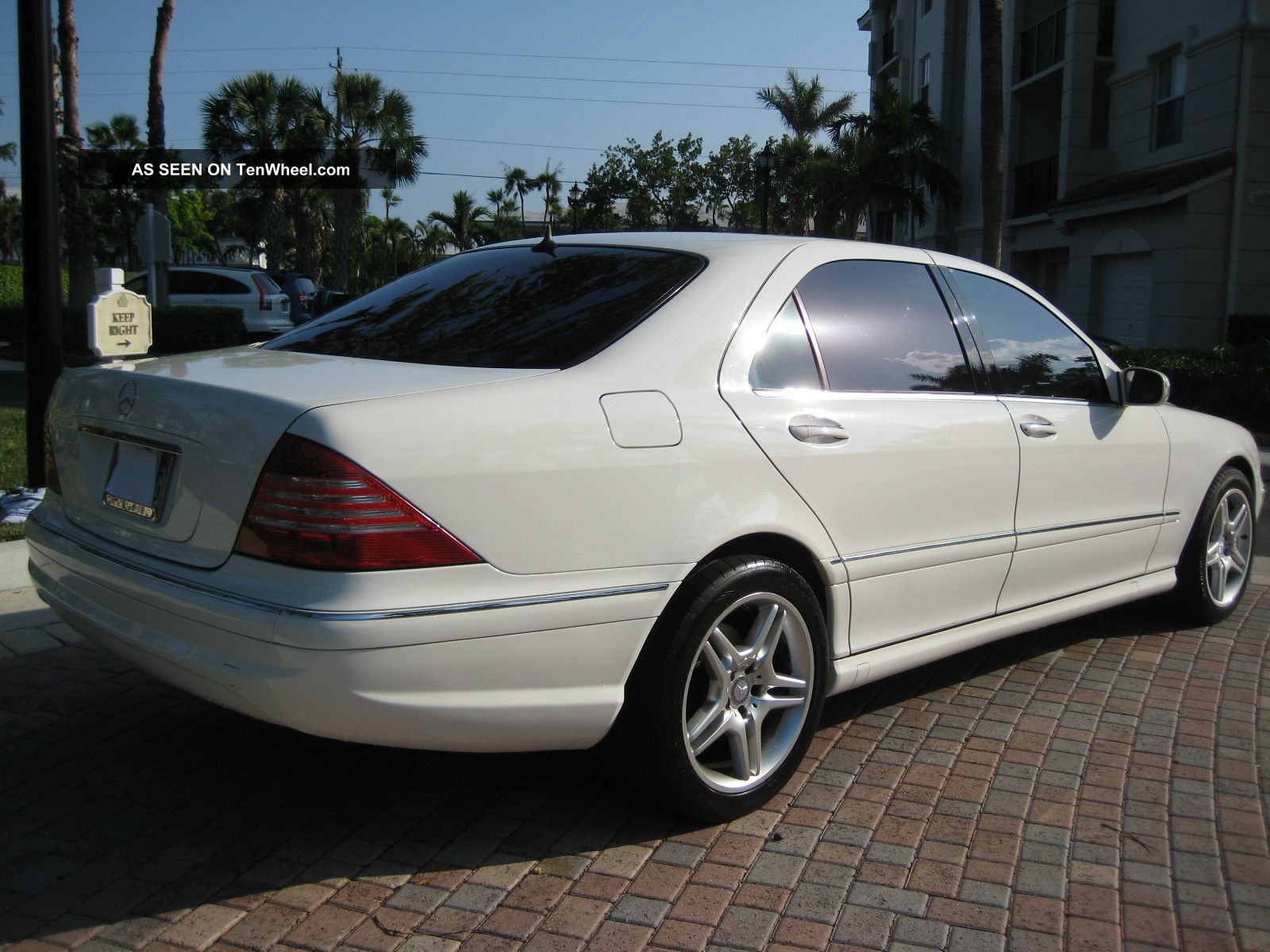 2002 mercedes benz s430 sedan amg sport package navi for 2002 s430 mercedes benz