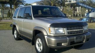 2002 Isuzu Trooper Ls 4wd, ,  Second Owner, . photo
