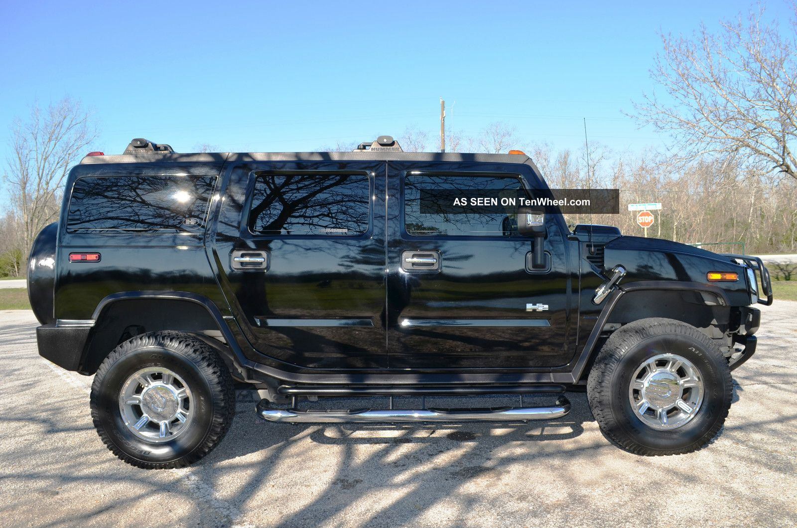black hummer h2 cars - photo #30