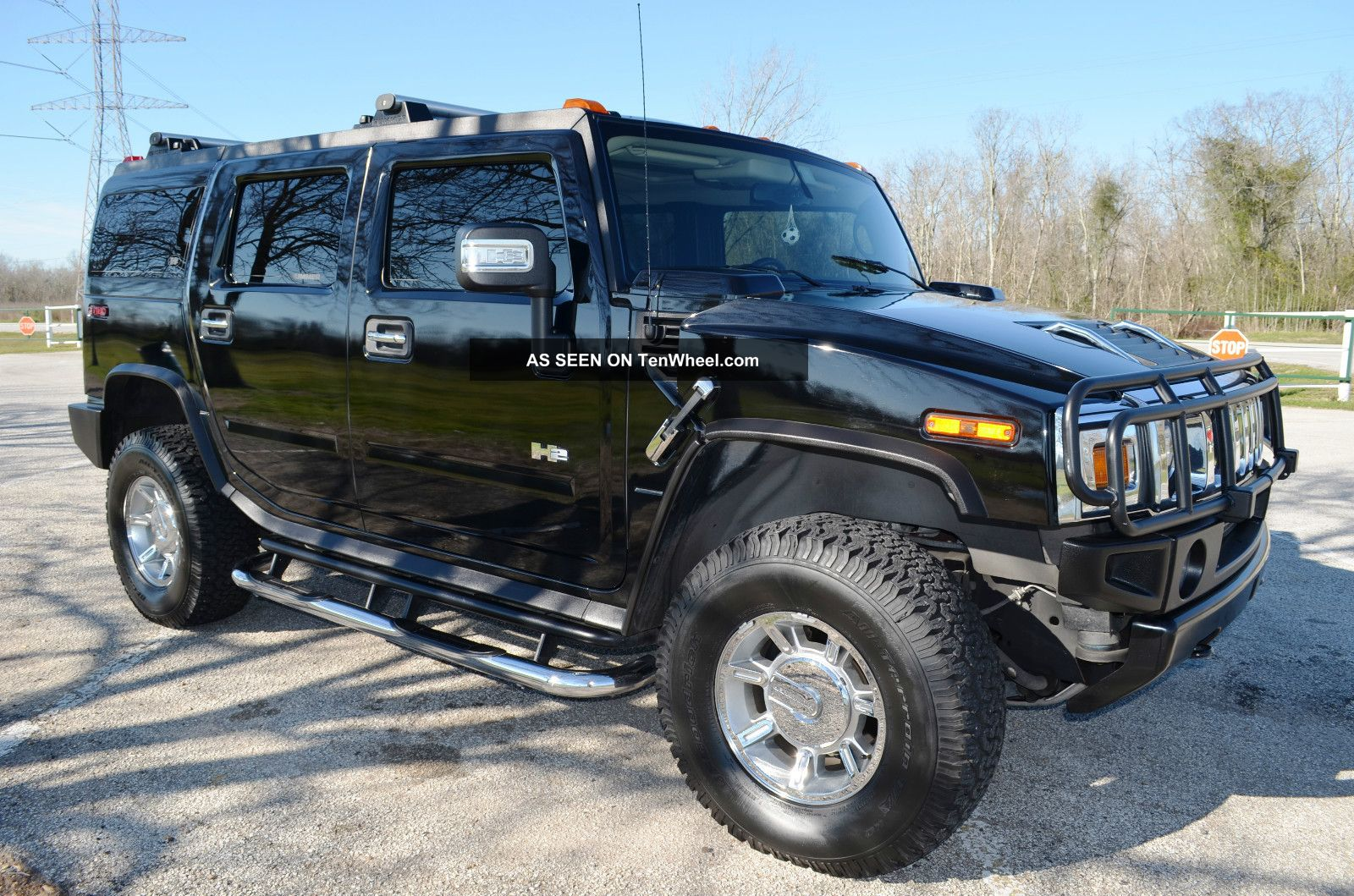 black hummer h2 cars - photo #20