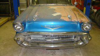 1957 Chevrolet Belair / 150 / 210 photo